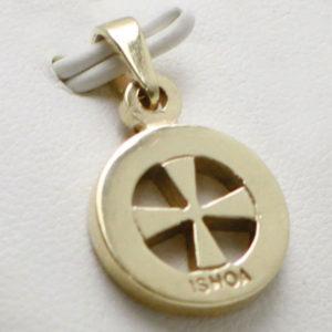 9ct-Gold-Ishoa-Cross-Thick