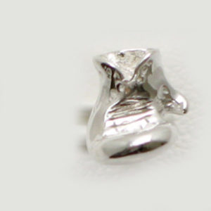 Sterling-Silver-Boxing-Glove-Earring-Small