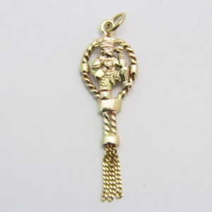 Mongkol Thai Warrior 9ct Yellow Gold
