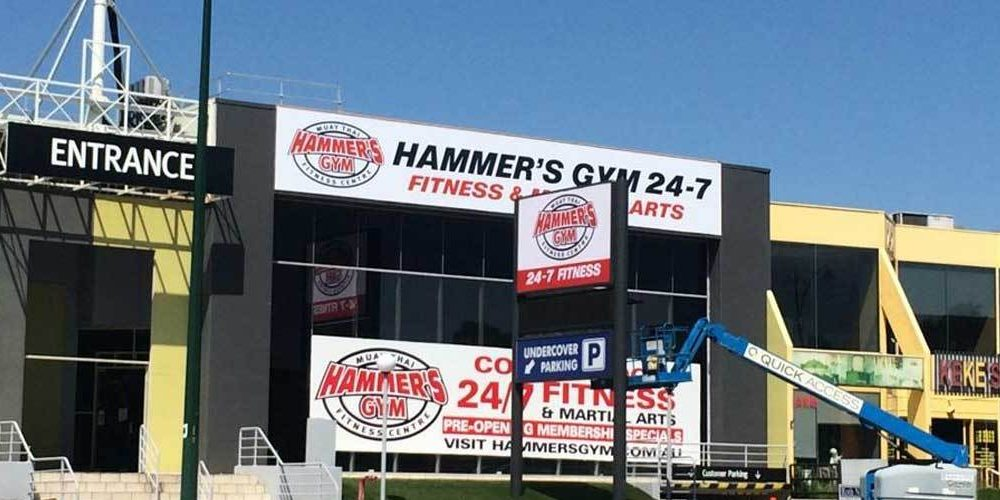 Hammer's 24/7 Fitness and Martial Arts