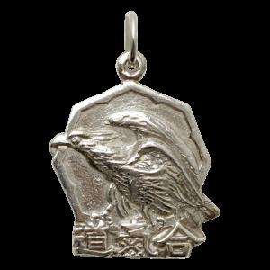 Sterling Silver Hawk