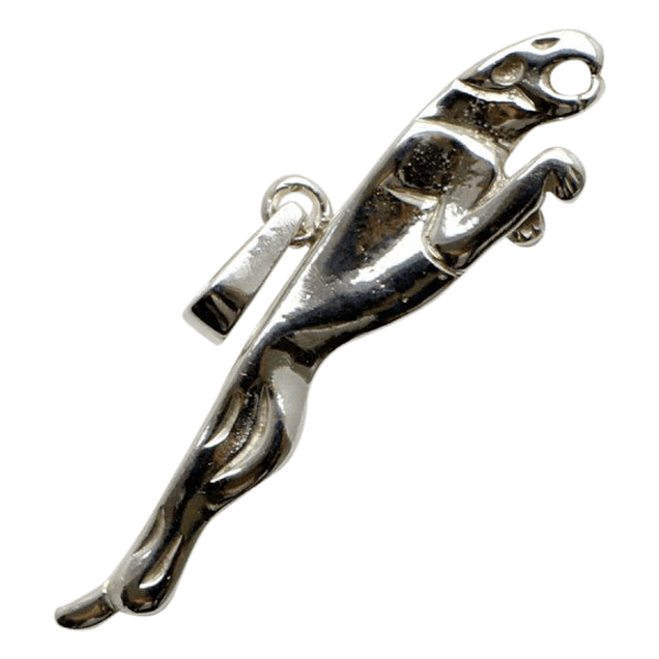 Sterling Silver Panther